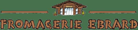 Logo Fromagerie Ebrard Orcieres Merlette 1850 Champsaur Hautes Alpes Alpi Traineau Chiens de traineaux